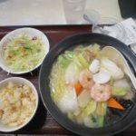 コスパ高い海鮮タンメン【小錦江】