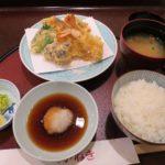 揚げたて天ぷら定食【天ぷら かねき】