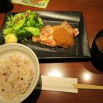 沖縄ハーブ豚のステーキ【やさいや 鉄板焼野菜 赤坂店】