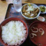 格安牛にくみ定食【あべちゃん】