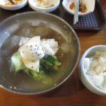 日替わりの冷麺【満味家】