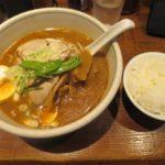 人気店の味噌ラーメン赤坂盛り【赤坂一点張】