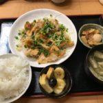 創作居酒屋の鶏竜田おろしポン酢【叶】