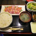 黒毛和牛タン定食【焼肉いわい赤坂店】
