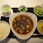 赤坂最高峰創作中華店の麻婆豆腐&担々麺【メゾン・ド・ユーロン】
