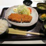 肉感特上ロースカツ【堂間】