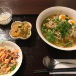 ピリ辛タイ風担々麺【ANANDA】