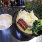 家系塩とんこつラーメン【赤坂三丁目家】