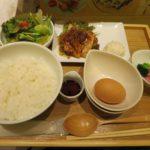 つくば美豚ロース生姜焼きとTKG【PIER69】