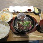 限定鉄板焼き肉ランチ【九州焼肉 てにをは】
