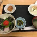 格安明太子丼【新蔵】