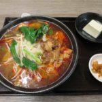 牛バラ刀削麺【聚福縁】