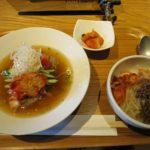 焼肉店のビビンバ&冷麺【HACHIHACHI 東京赤坂店】