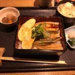 煮穴子重セット【㐂春】