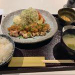 鶏の塩焼おろしポン酢風味【堂間】