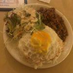隠れ家的ネパール料理店のガパオライス【赤坂ダイニング マンダラ】