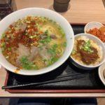 本格牛肉麵【国壱麺 赤坂店】