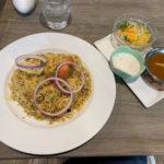 インド伝統料理チキンビリヤニ【ZAFFRAN】
