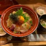 絶品島丼【酒肴ほたる】