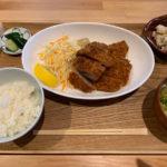 塩で食べるヒレカツ【創作串揚げ&WINE 一條家】