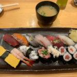お得ランチ寿司1.5人前【築地すし好 赤坂通り支店】